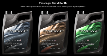 Engine Oil Manufacturer Malaysia