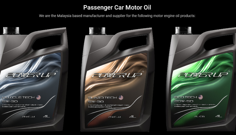 Engine Oil Manufacturer Malaysia